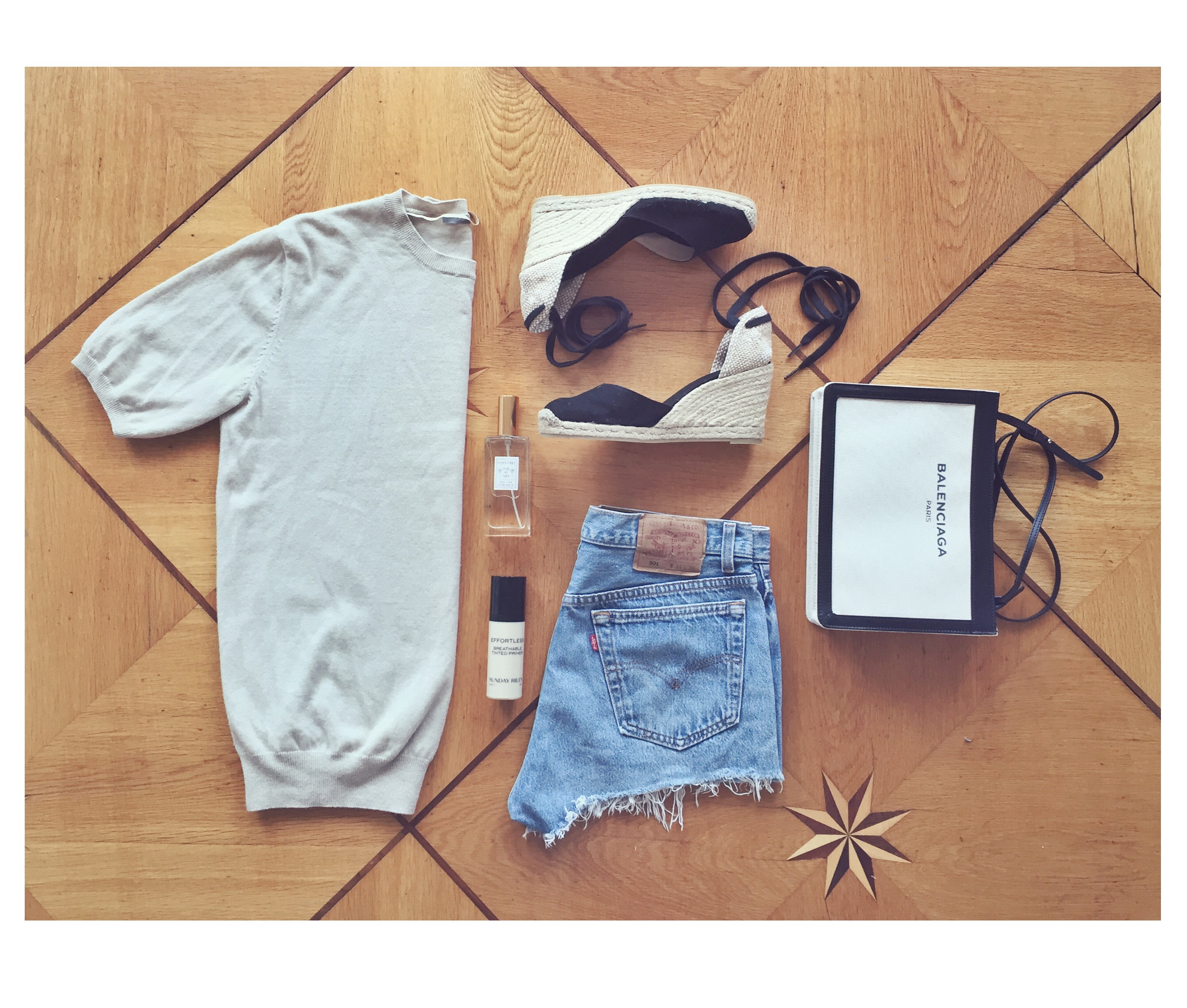 espadrilles_castaner_canvas_bag_balenciaga_levis_shorts_new