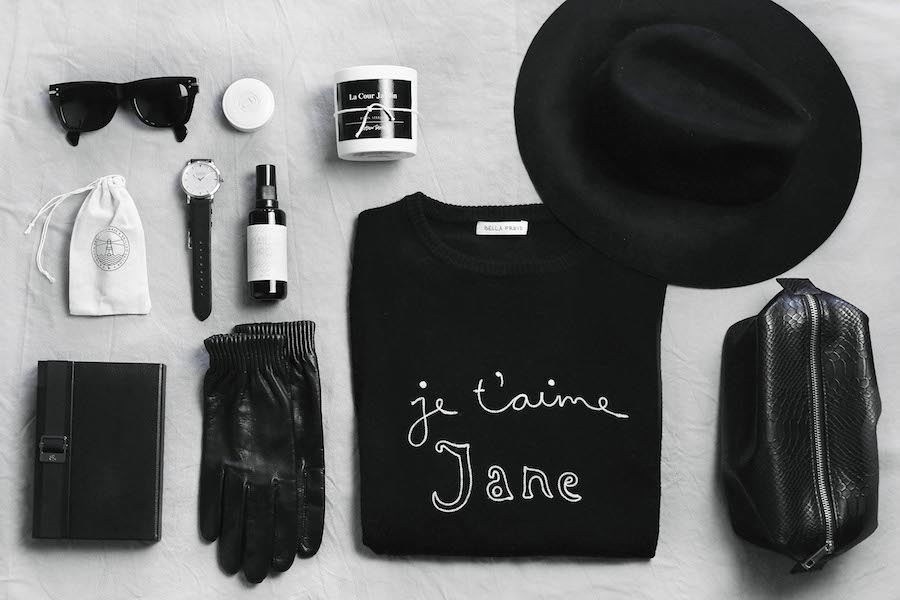 shore_projects_black_flatlay