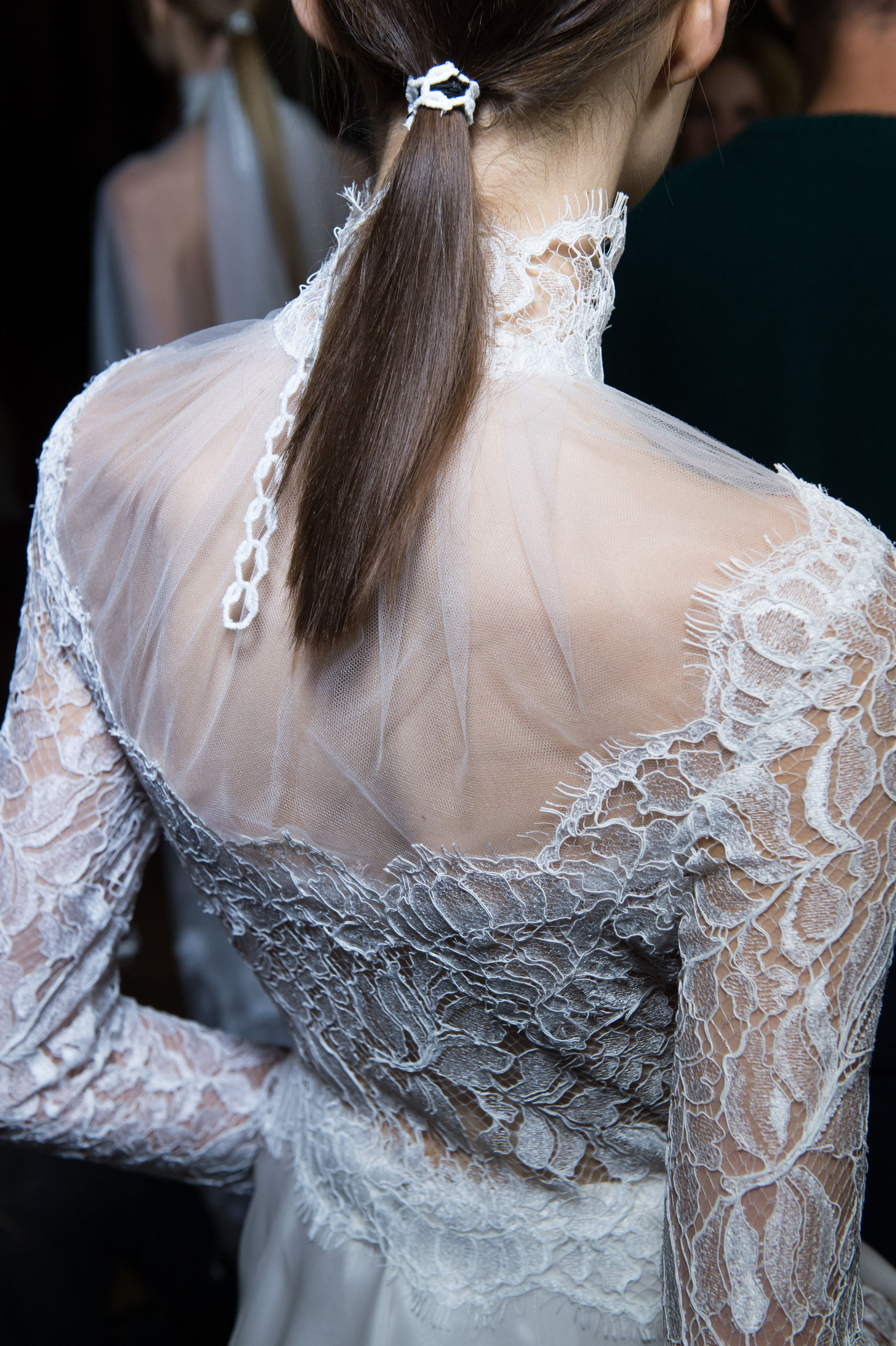 Kaviar Gauche : Backstage - Paris Fashion Week Womenswear Spring/Summer 2016