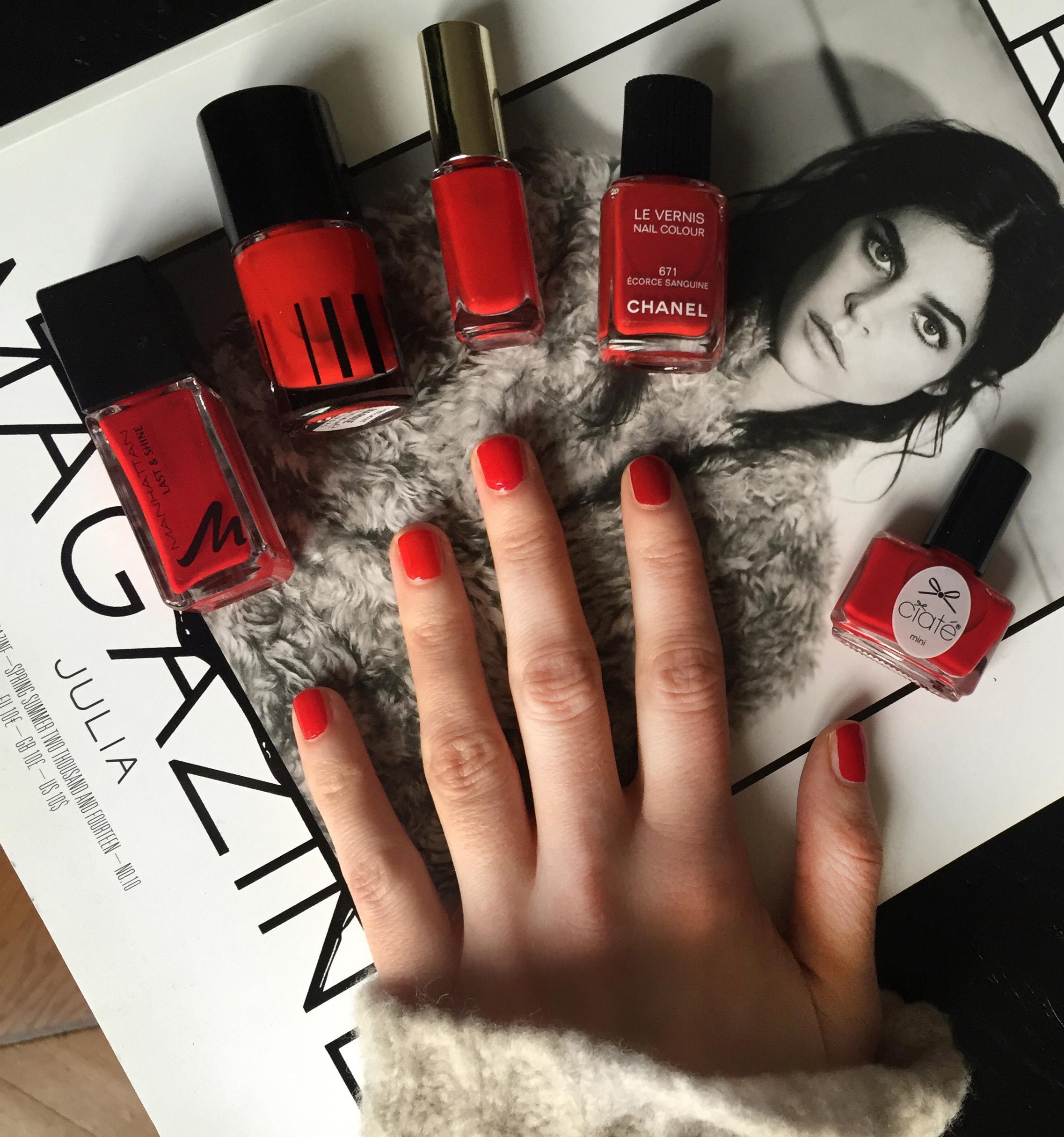 red_nail_polish