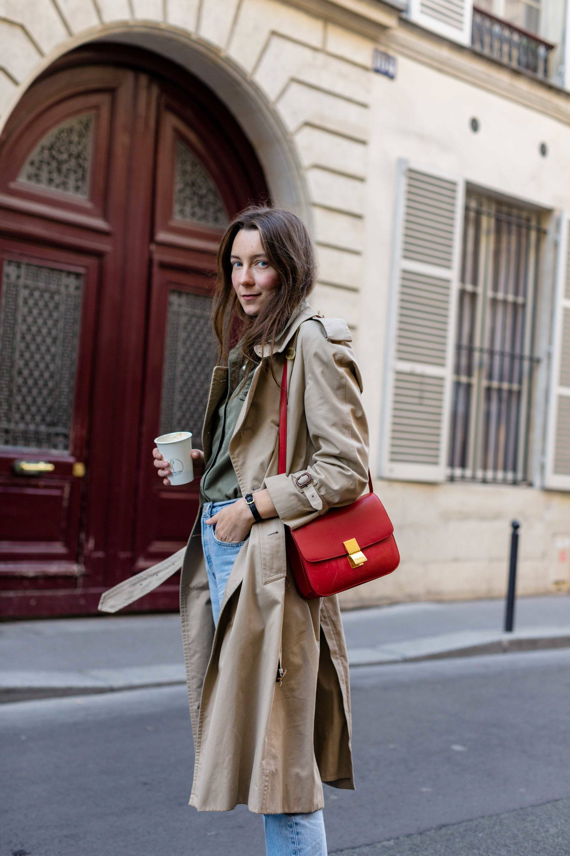 ari_paris_red_celinebag_trench